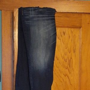 Stretchy jeggings size 26w ava and viv